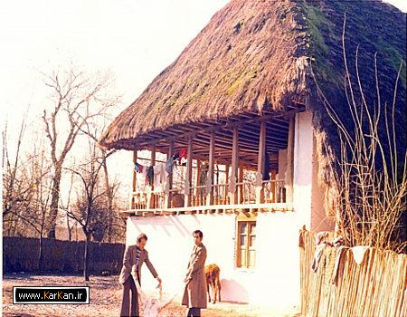 تصاویری از روستای کرکان قدیم بندرانزلی سری دوم