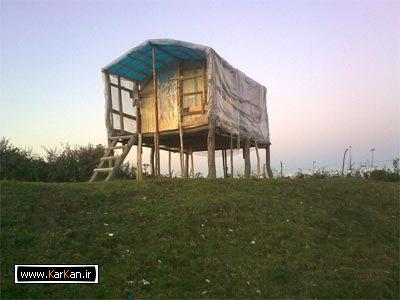 طبیعت روستای کرکان بندرانزلی سری دوم
