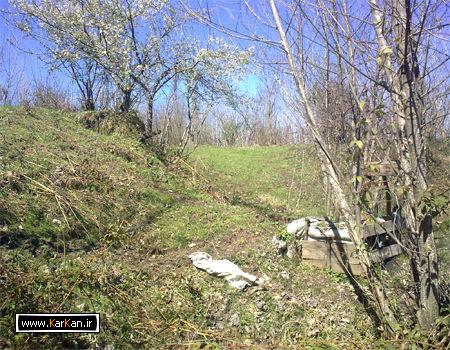 طبیعت روستای کرکان بندرانزلی سری (4)