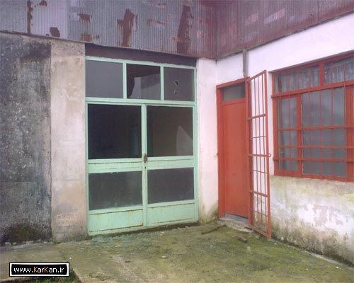 تصاویری از نابودی مدرسه ایتدائی کرکان(1)