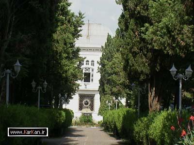 مناره برج ساعت نمادی از قدمت و زیبایی شهر ساحلی انزلی