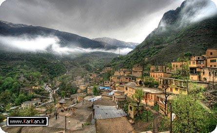 ماسوله، شهری در آسمانها